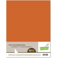 Lawn Fawn Cardstock Pack - Canned Pumpkin