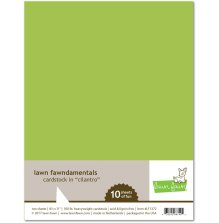 Lawn Fawn Cardstock Pack - Cilantro