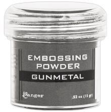 Ranger Embossing Powder 15gr - Gunmetal Metallic
