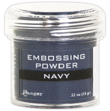 Ranger Embossing Powder 15gr - Navy Metallic