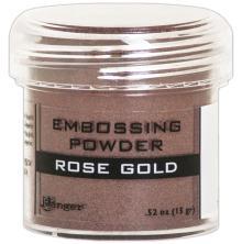 Ranger Embossing Powder 15gr - Rose Gold Metallic
