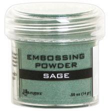 Ranger Embossing Powder 14gr - Sage Metallic