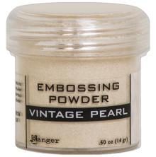 Ranger Embossing Powder 14gr - Vintage Pearl