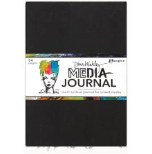 Dina Wakley Media Journal 10X14.25