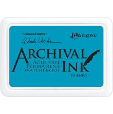 Ranger Ink Archival Inkpad - Bluebird