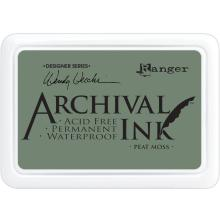 Ranger Ink Archival Inkpad - Peat Moss