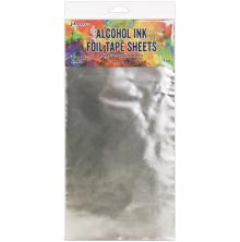 Tim Holtz Alcohol Ink Foil Tape Sheets 6X12 3/Pkg