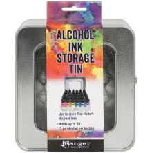 Tim Holtz Alcohol Ink Storage Tin - Empty