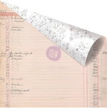 Prima Lavender Double-Sided Cardstock 12X12 - My Last Note