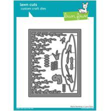 Lawn Fawn Custom Craft Die - Bayou Backdrop
