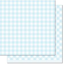 Lawn Fawn Gotta Have Gingham Double-Sided Cardstock 12X12 - Ruth