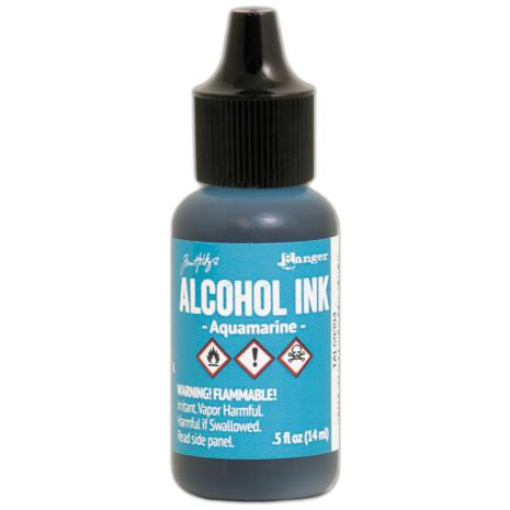 Tim Holtz Alcohol Ink 14ml - Aquamarine