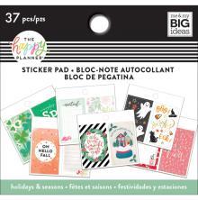 Me & My Big Ideas Happy Planner Tiny Sticker Pad - Holiday & Seasons