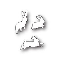 Poppystamps Die - Bunny Hop