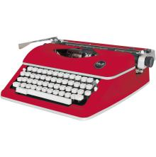 We R Memory Keepers Typecast Typewriter - Red