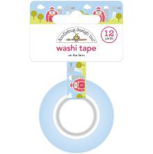 Doodlebug Washi Tape 15mmX12yd - On The Farm