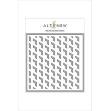 Altenew Stencil 6X6 - Weave Builder