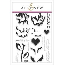 Altenew Clear Stamps 6X8 - Sewn with Love