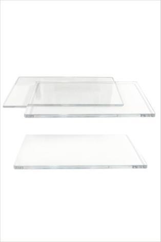 Altenew Mini Blossom Die Cutting Plates - Clear