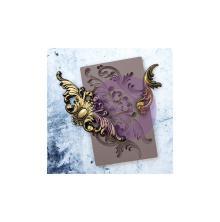 Prima Redesign Mould 5X8 - Thorton Medallion