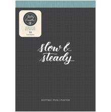 Kelly Creates Paper Pad 8.5X11 50/Pkg - Dotted