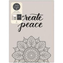 Kelly Creates Storage Folder 9.5X12.5 - Canvas Cover