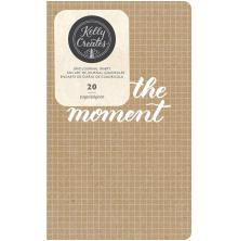 Kelly Creates Journal Inserts 20/Pkg - Grid