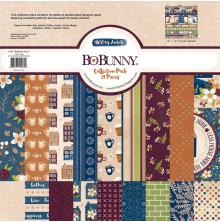 BoBunny Collection Pack 12X12 - Stay Awhile