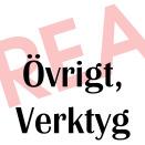 Övrigt, Verktyg / REA