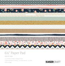 Kaisercraft Paper Pad 6.5X6.5 40/Pkg - Hide & Seek