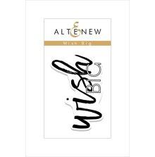 Altenew Clear Stamps 2X3 - Wish Big