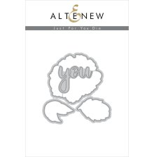 Altenew Die Set - Just for You