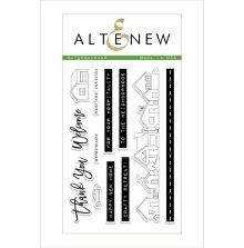 Altenew Clear Stamps 4X6 - Neighborhood