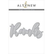 Altenew Die Set - Mega Thanks