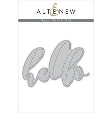 Altenew Die Set - Mega Hello