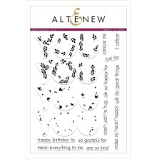 Altenew Clear Stamps 6X8 - Botanical You