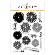 Altenew Clear Stamps 6X8 - Main Squeeze