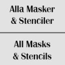 Alla Masker & Stenciler