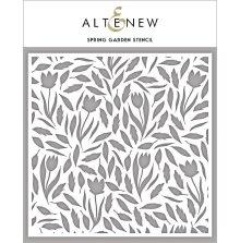 Altenew Stencil 6X6 - Spring Garden