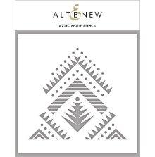 Altenew Stencil 6X6 - Aztec Motif