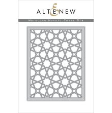 Altenew Die Set - Moroccan Mosaic Cover