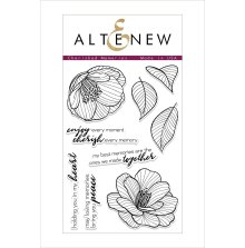 Altenew Clear Stamps 4X6 - Cherished Memories