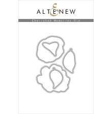 Altenew Die Set - Cherished Memories