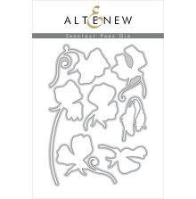 Altenew Die Set - Sweetest Peas