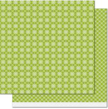 Lawn Fawn Knit Picky Fall Double-Sided Cardstock 12X12 - Knee High Socks