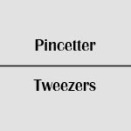 Pincetter