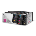 Spectrum Noir Ink Pad Storage Trays 6/Pkg
