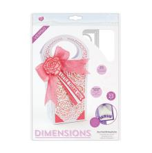 Tonic Studios Rose Petal Gift Bag Die Set 2047E