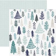 Kaisercraft Wonderland Double-Sided Cardstock 12X12 - Winter
