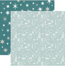 Kaisercraft Wonderland Double-Sided Cardstock 12X12 - Stars